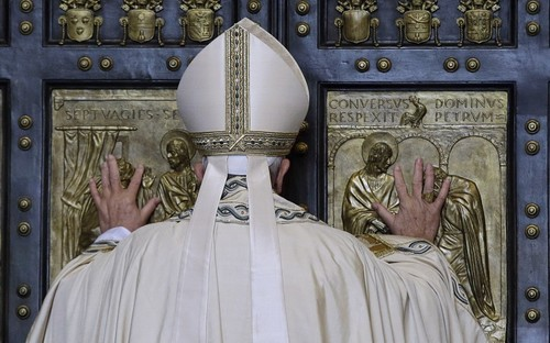 Holy Door & Pope Francis 2.jpg